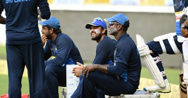 श्रीलंका के कप्तान, कोच और टीम मैनेजर पर चार एकदिवसीय तथा दो टेस्ट मैचों का प्रतिबंध