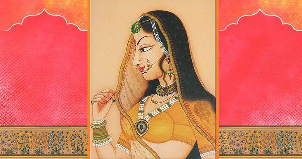 सम्मान के साथ जीने की इच्छा रखने वाली एक भारतीय महिला का पत्र, रानी पद्मिनी के नाम