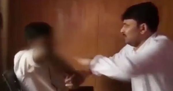Video: This is how a moneylender 'punished' a client for supposedly failing to pay back his loan
