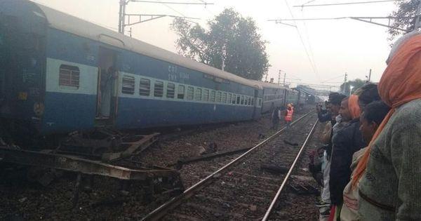 उत्तर प्रदेश: मानिकपुर के पास वास्को डि गामा-पटना एक्सप्रेस पटरी से उतरी, तीन यात्रियों की मौत