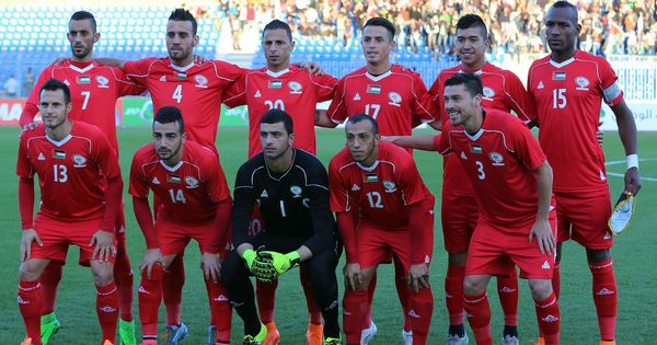 For the first time Palestine overtakes Israel in Fifa football rankings