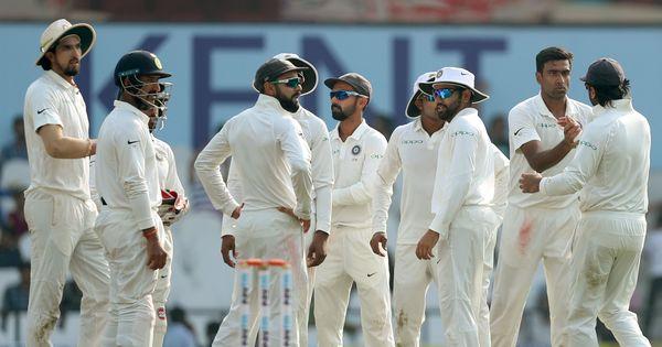 Ashwin, Ishant hand India the advantage on Day 1 of second Test against Sri Lanka