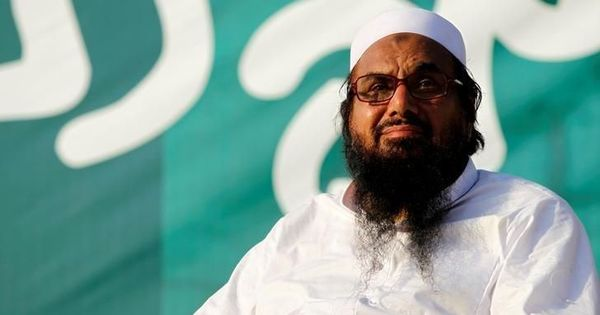 Video: Released from house arrest, Hafiz Saeed says this is proof of his innocence