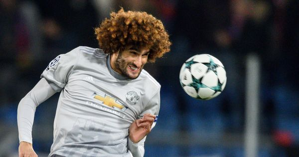 Marouane Fellaini sues New Balance for £2 million for sending him boots of 'poor quality'