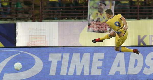 ISL: Jamshedpur FC hold Kerala Blasters to goalless draw