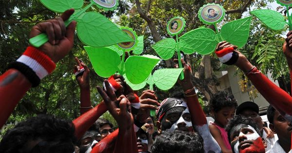 The dispute over AIADMK's symbol is over, but questions remain over bye-poll for Jayalalithaa's seat
