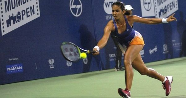 Despite tough fight, Ankita Raina's Mumbai Open run comes to an end in quarters
