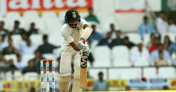 Ind vs Sri Lanka, 2nd Test, Day 2, Live: Vijay gets a move on after watchful start