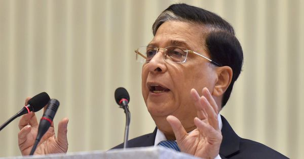 Congress asks CJI Dipak Misra to recuse himself from hearing cases until allegations are cleared