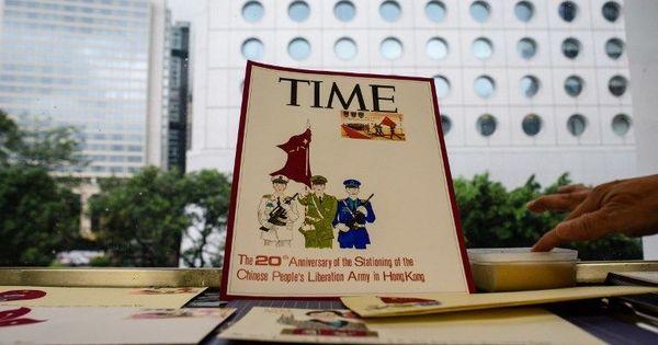 Billionaire couple buys Time magazine for $190 million