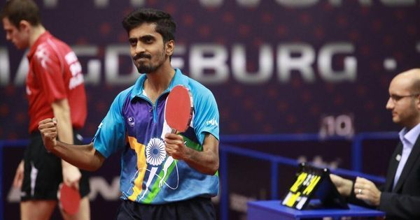 Table Tennis: G Sathiyan's memorable run comes to an end in men's singles QF at Asian Championships