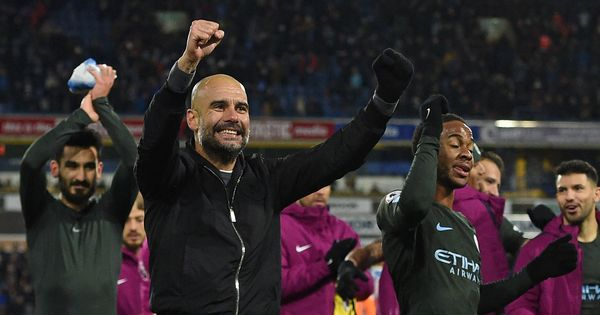 '15 games in a row in this period is really complicated': Guardiola applauds team for historic run