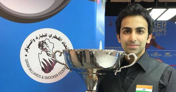 Pankaj Advani bags 23rd world title after winning World Team Snooker event with Aditya Mehta
