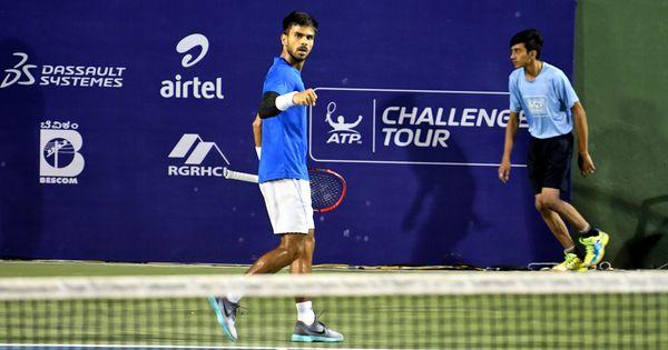 Indian tennis wrap: Sumit Nagal advances in Tallahassee, Saketh Myneni, Sasi Kumar lose in Nanchang
