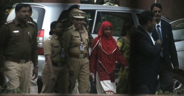 Readers' comments: Hadiya's case is a slap in the face for the women's rights movement in India