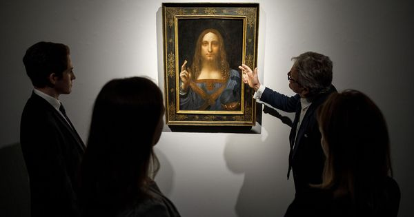 Why is some art so ridiculously expensive and what drives people to buy it (despite low returns)?