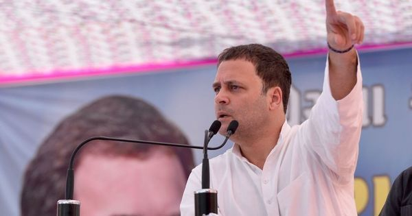 Address unemployment, Haryana rapes and Doklam on Mann ki Baat, Rahul Gandhi advises Narendra Modi
