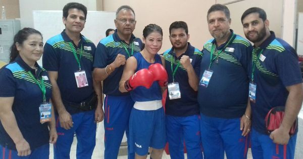 It was not something I had asked for: Mary Kom steps down as national observer for boxing