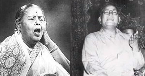 Listen: Thumri recitals by Siddheshwari Devi and Barkat Ali Khan in Deepchandi taal