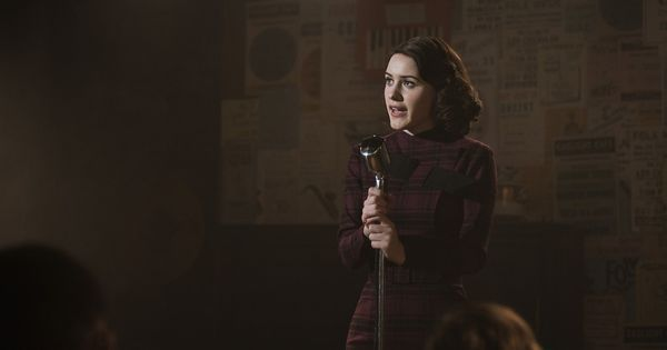 'The Marvelous Mrs Maisel' renewed for a third season