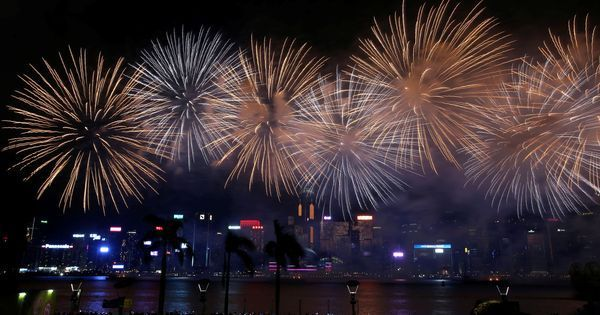 Beijing bans fireworks to curb pollution, weeks ahead of Lunar New Year festivities
