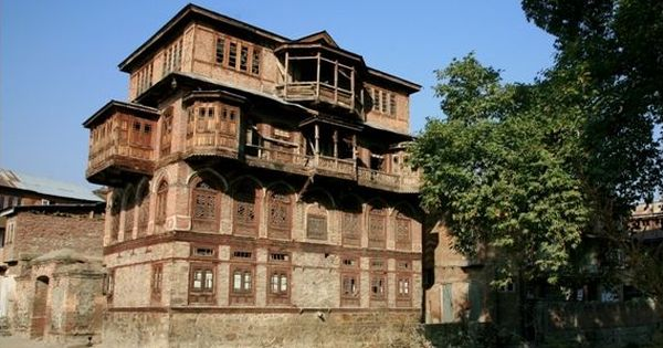 Chilling change: As Kashmir's taste in architecture changed, its homes became colder