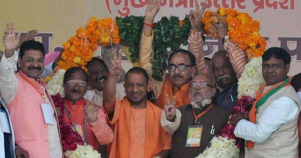 BJP, BSP workers clash in UP as mayor sits during Vande Mataram and corporator takes oath in Urdu