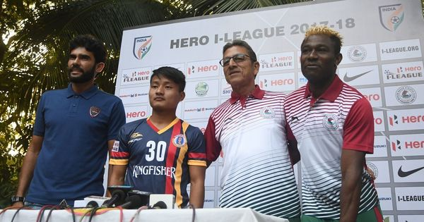 I-League: Mohun Bagan and East Bengal out to prove a point in first Kolkata derby of the season