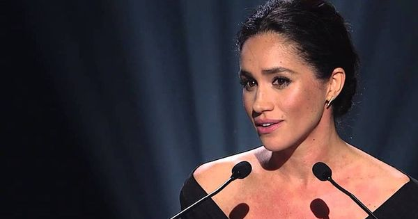 Video: This is how Meghan Markle became a champion for gender equality at the age of 11