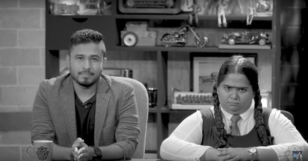 Is India the best country in the world? Watch these comic artists' savagely satirical exchange