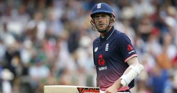 England batsman Alex Hales takes indefinite break from cricket for 'personal reasons'