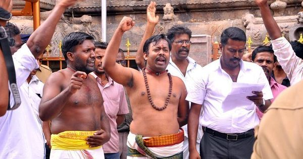 Tamil Nadu has appointed its first non-Brahmin priest, finally fulfilling Karunanidhi's 2006 reform