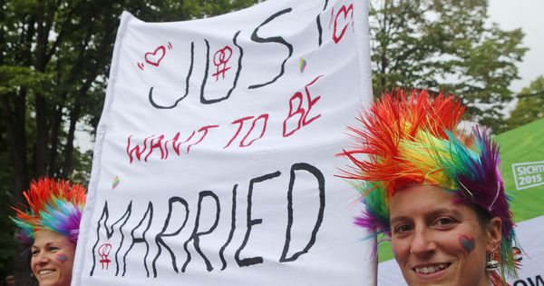 Austrian court legalises same-sex marriage, says existing laws are discriminatory