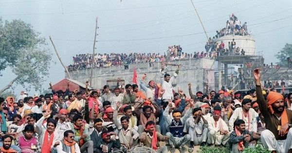 Video: 25 years later, a look back at the events that led to the Babri Masjid demolition in Ayodhya