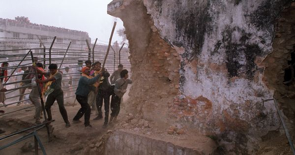 The Daily Fix: In Modi's India, illegally demolishing a building could put you in charge of the site