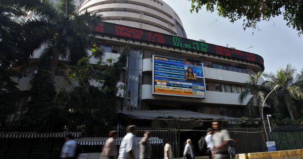 Sensex, Nifty decline sharply after RBI keeps interest rates unchanged