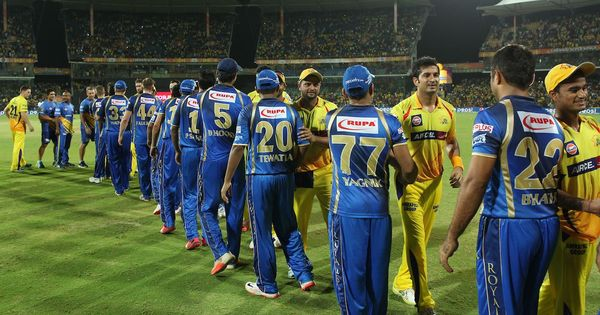 IPL: Players Chennai Super Kings and Rajasthan Royals can retain, explained in one graph