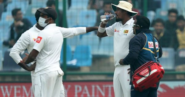 'Greatly troubled': Indian Medical Association writes to BCCI after pollution-hit Delhi Test