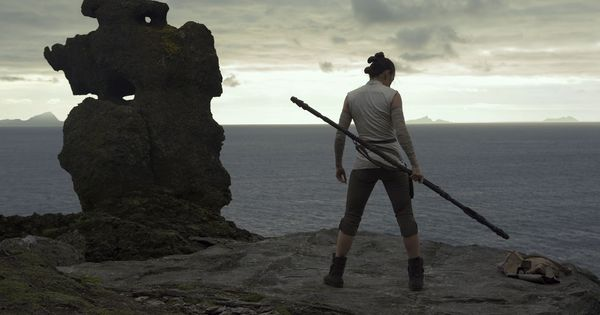 In photos: New characters and old wounds in 'Star Wars: The Last Jedi'