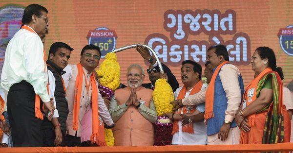 गुजरात में भाजपा की इस जीत में उसके लिए तीन चेतावनियां भी छिपी हैं