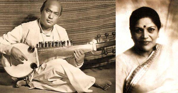 Listen: Shobha Gurtu and Ali Akbar Khan bring alive the Deepchandi taal