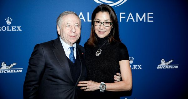 Former Ferrari boss Jean Todt re-elected president of Formula One's governing body
