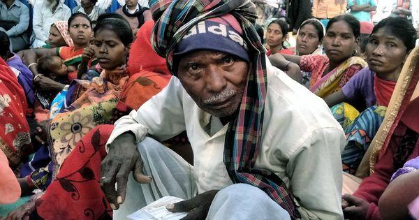 Aadhaar disruption: In Jharkhand's poorest regions, hundreds of people are being denied foodgrain