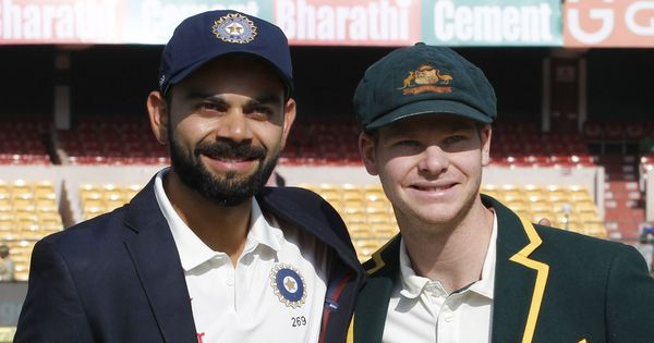 Watch: 'He's a terrific guy' – Steve Smith on Virat Kohli's gesture to fans to stop booing him at WC