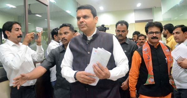 Maharashtra CM introduces confidence motion in favour of Assembly speaker; Congress, NCP upset