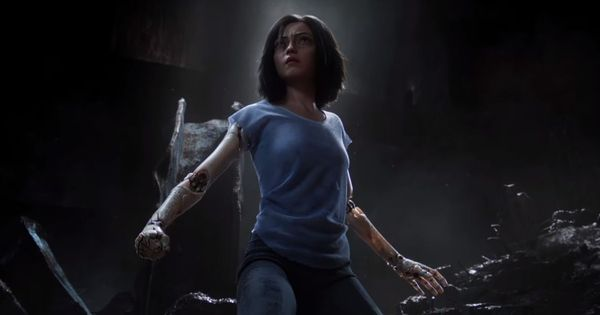 Watch: A 26th century tale of a female cyborg in 'Alita: Battle Angel'
