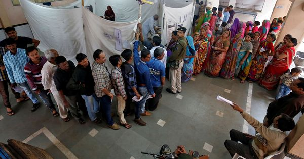 Gujarat: Fresh polling conducted in six booths a day before counting and results