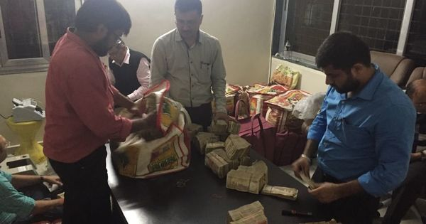 Revenue intelligence agency seizes nearly Rs 50 crore in demonetised notes in Gujarat's Bharuch