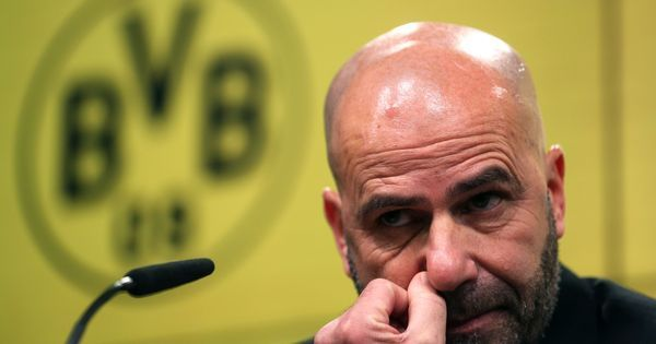 Borussia Dortmund sack Bosz, Stoeger takes over as head coach