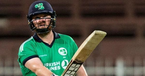 Stirling, Dockrell star as Ireland beat  Afghanistan by 5 wickets in 3rd ODI, win series 2-1